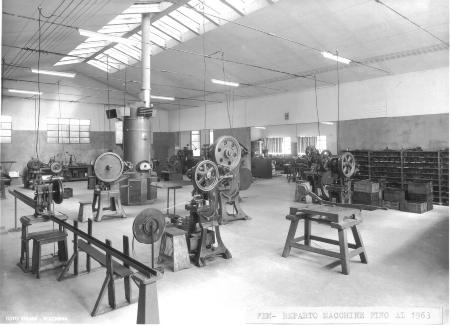 Reparto Macchine (1963) foto 1